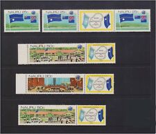 (Q34-53) 1968 Nauru mix of 6 stamps independence (Bc)