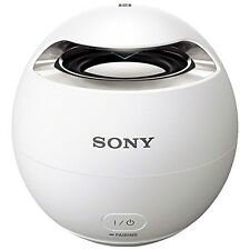 New SONY Bluetooth Wireless portable speaker white SRS-X1 WC With Tracking