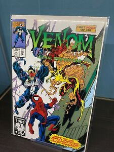 Venom: Lethal Protector #4 -First appearance of Scream