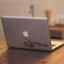 "Calvin & Hobbes Sleeping Decal Sticker for Apple Macbook Pro & Air 13"" 15"" 17"""