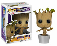 Funko Pop Marvel Guardians of the Galaxy Dancing Groot Bobble Vinyl Figure - 3594