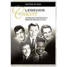 Legends In Concert - The Masters Of Song DVD