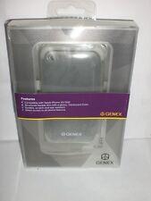 GENEX SOKA SERIES iPHONE 3GS CLEAR PHONE SKIN NEW IN BOX