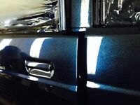 25g Blue Crystal Pearl Pigment Custom Auto Paint Nail Art Airbrush HotRod