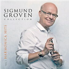 Sigmund Groven - Collection Vol.1 Harmonica Hits CD Sealed NEW