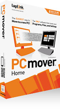 PCmover Home Easily Transfer Programs/Apps Files & Settings to Your New PC
