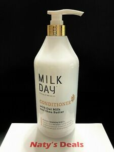 MILK DAY CONDITIONER  with Oat Milk and Shea Butter by JOCOTT BRANDS