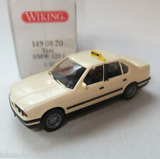 Taxi BMW  520i Wiking  HO 1:87 #1120