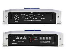 New listing Ta20502 Autotek Ta Series 2-Channel Class Ab Amp 2,000 Watt Power Amplifier
