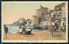 Roma Nettuno Barca cartolina KF2417