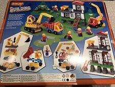 Bauer Building Blocks Construction Play Set 186 Pieces