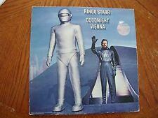 RINGO STARR GOODNIGHT VIENNA ORIGINAL 1974 LP EXCELLENT VINYL BEATLES