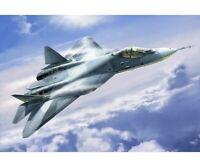 Zvezda 1:72 Rus. Stealthjäger Sukhoi T-50 WA