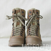 Genuine French Army Hot Weather Desert Combat Hiking Boots Shoes
