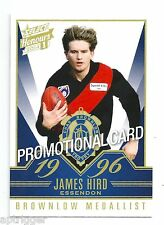 2011 Afl Teamcoach Base Card Essendon No.71 Jobe Watson Sports Trading Cards