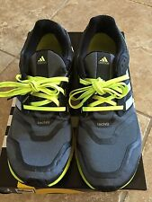 "ADIDAS ENERGY BOOST GREY ""DARK ONYX"" SIZE 12 W/ FREE SHIPPING & TRACKING!!!"