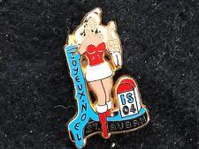 b pins pin FEMME SEXY PIN-UP JOYEUX NOEL SAINT AUBAN BALLARD