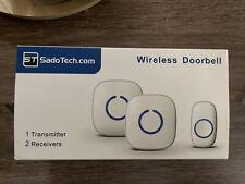SadoTech.com Wireless Doorbell