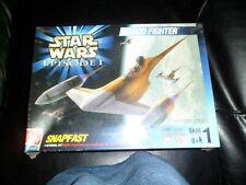 AMT ERTL Star Wars Episode I Naboo Fighter model kit 1/48 New