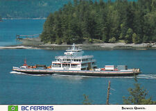 Ferry Bowen Queen, British Columbia, Canada, 50-70s