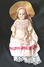"Armand Marseilles ""ROSEBUD"" Antique Doll 20"" A2M Made in Germany"