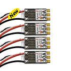 4x30A Brushless HLW Blheli-S ESC  For 2-6s LiPo FPV QAV250 200 Quadcopter