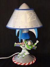 Delightful Disney Toy Story Buzz Lightyear Rocket Table Lamp