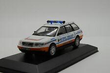 Rare !! Audi A6 Avant Johannesburg Police Car JMPD Code 3 1/43