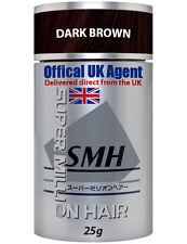 "Super Million Hair - 1 x 25g Hair Fibre ""Dark Brown"" - NEXT DAY DELIVERY OPTION"
