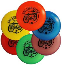 WHAM-O FAT TIRE MINI FRISBEE DISC MARKER SET - 6 PACK DISC GOLF MARKERS
