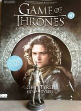 Game Of Thrones GOT Official Collectors Models #60 Loras Tyrell Figur Eaglemoss