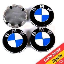 Tapabujes BMW 68 mm x 4 uds [ Tapacubos - Centros de Ruedas - Tapas llantas ]