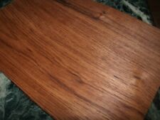 Lot 2x Palissandre violet 78 x 11 cm placages, marqueterie, ébéniste, bois L93