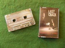 LAST CRACK Burning time METAL ROCK