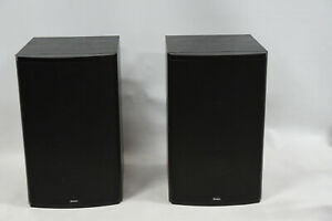 Boston Acoustics CR7 2-Way Bookshelf Stereo Speakers - Made USA 1990's