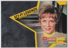 THE FANTASY WORLDS OF IRWIN ALLEN SCI-FI LEGENDS INSERT R18 HEATHER YOUNG BETTY
