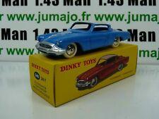 DT57 Voiture 1/43 réédition DINKY TOYS DeAgostini : Studebaker Commander bleue
