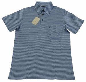 Brioni Mens Polo T Shirt Handmade SZ S / EU 46 UK 36 Made in italy Cotton