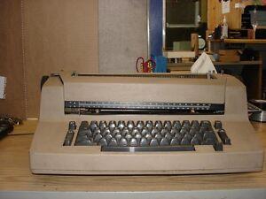 Typewriter 11 IBM Selectic