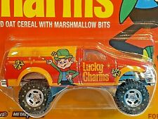 Hot Wheels POP CULTURE LUCKY CHARMS FORD F-150 / NOS / REALLY NICE / HTF  [2879]