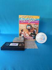BINGO GAME VIDEO VCR BINGO SET CARDINAL GAMES NO. 9000~300 BINGO-MATE MARKERS