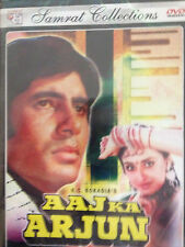 Aaj Ka Arjun, DVD, Samrat Collections, Hindu Language, English Subtitles, New