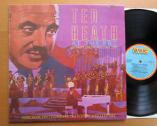 Ted Heath At The BBC 1983 NM Mono Vinyl BBC Records REH 483