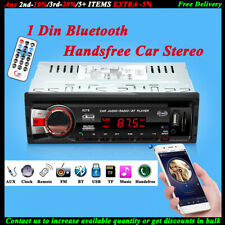 Car Stereo Radio In-dash MP3 Player Bluetooth Head Unit FM /USB/SD/AUX for iPod