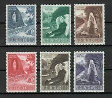 s32960 VATICANO 1958 MNH Lourdes 6v