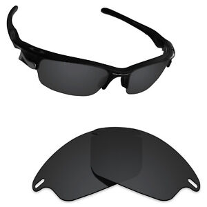 Hawkry Polarized Replacement Lenses for-Oakley Fast Jacket OO9097 - Options