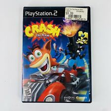 Crash: Tag Team Racing (Sony PlayStation 2, 2005) PS2 - Complete With Manual