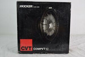 Kicker 10CV104 1-Way 10in. Car Subwoofer