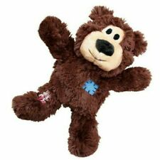 KONG Wild Knots Bear Dog Toy, Medium/Large - NKR1