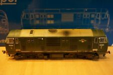 Dapol 4D-012-007TMC Class 22 D6321 BR Green Loco Weathered TMC DCC fitted Boxed